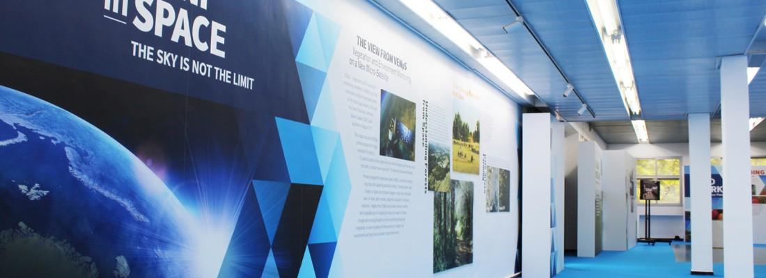 תכנון, עיצוב והקמת מרכז מבקרים למינהל המחקר החקלאי – מכון וולקני